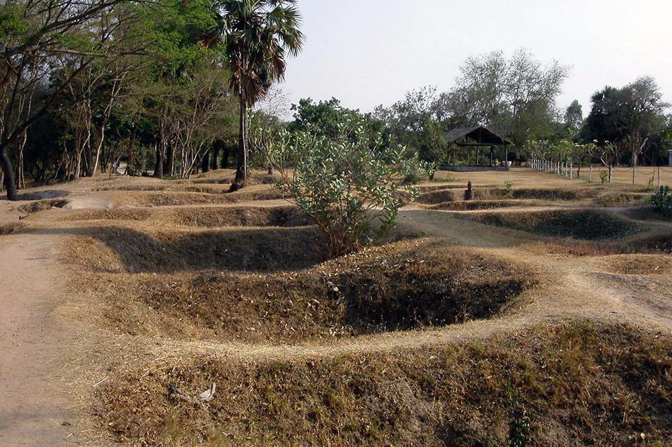 Kambodscha Killing Fields