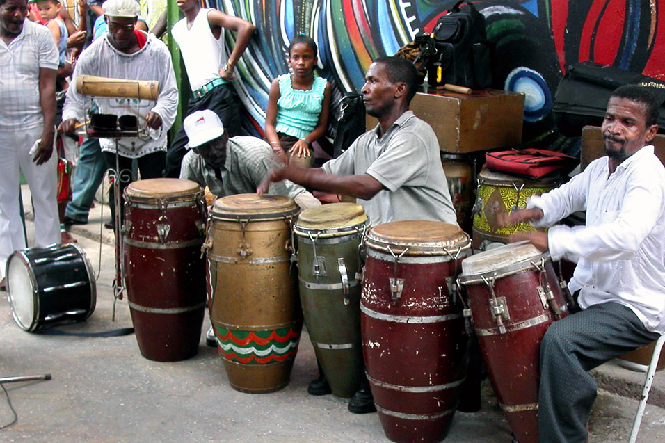 a description of rumba a word used for a group of related musical and dance styles authentic to cuba