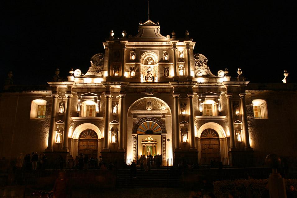 San Jose Catedral Antigua Guatemala Catedral de San José Antigua