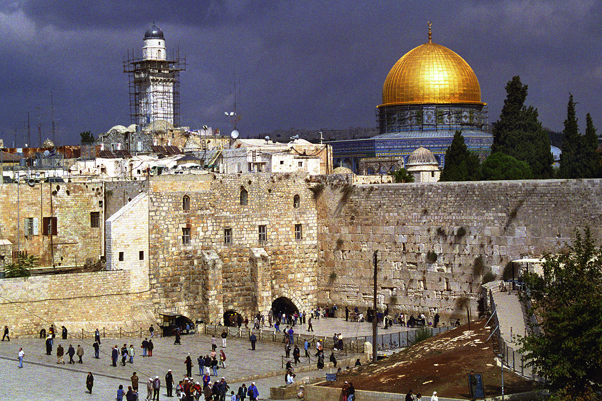 israel/jerusalem_kotel_dome_wide