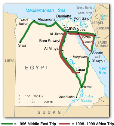 egypt_route_map