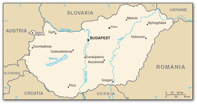 hungary_route_map