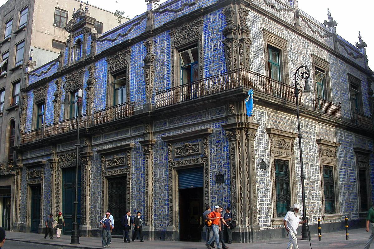 Mexico city mexico travel photos hey brian for Casa de los azulejos mexico df