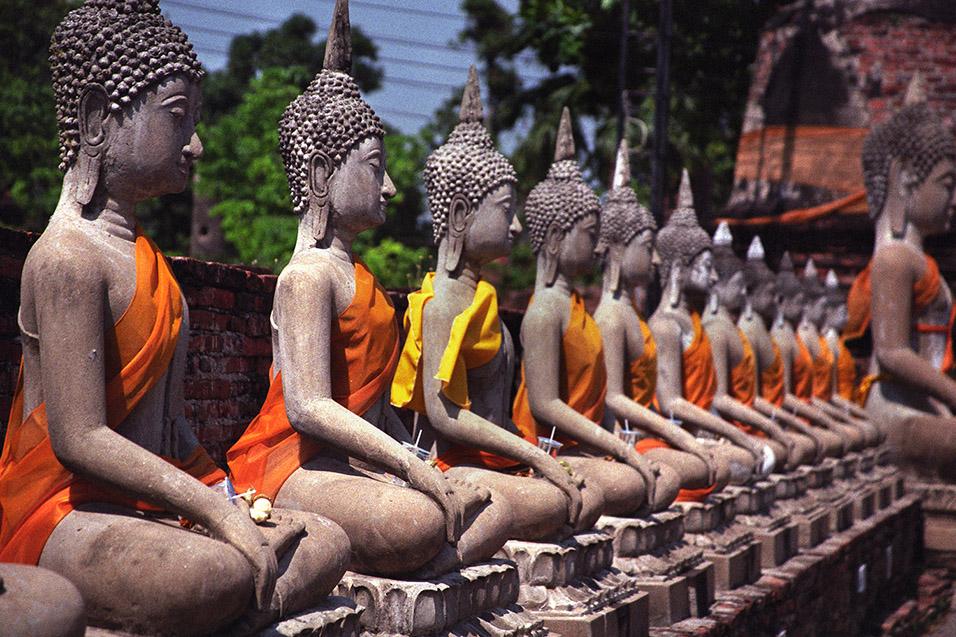 Ayutthaya Thailand  city photos : Ayutthaya, Thailand —Hey Brian
