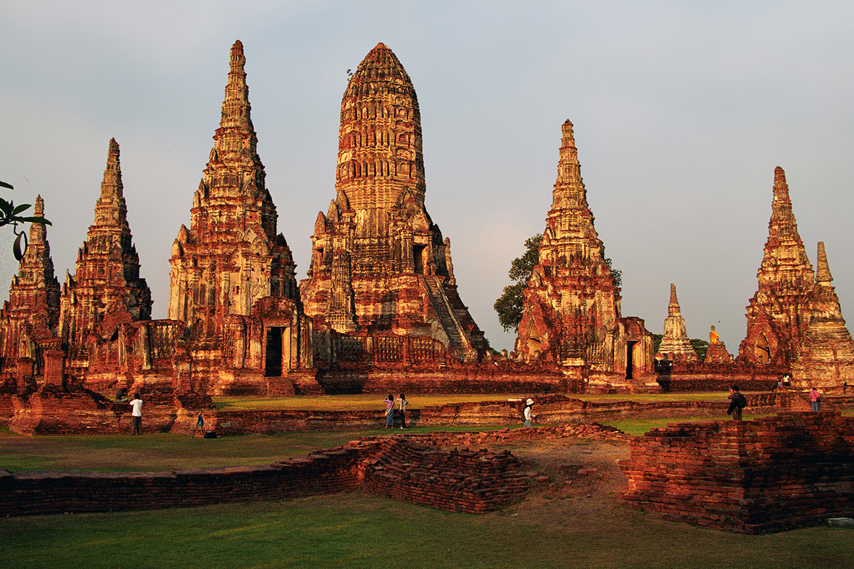 Ayutthaya Thailand  city photos gallery : Ayutthaya, Thailand —Hey Brian